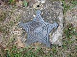 A memorial at Gettysburg National Cemetery