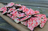 Claire Jessiman's candy cane bark
