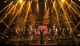 Robbie Williams at the London Palladium - 07 November 2013