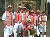 The Thaxted Morris Men