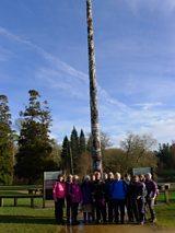 Totem Pole in Windsor Great Park