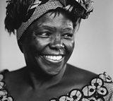 Founder Wangari Maathai