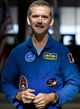 Inheritance Tracks: Commander Chris Hadfield