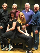 Lindsay Weir and her Scottish Dance Band