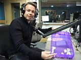 Graeme Le Saux picks the first round draw for the Manchester Anthems World Cup...