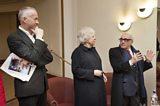 Martin Scorsese and Thelma Schoonmaker