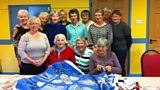 Crowdscape: Quilting Group