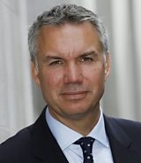Euan Sutherland, group chief executive, The Co-operative Group