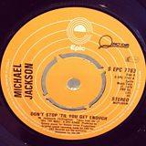 Johnnie's Jukebox: Michael Jackson - Don't Stop Til You Get Enough