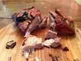 Mary Contini's roast pork belly