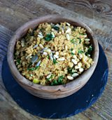 Michael Smith's North African cous cous