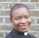 The Rev'd Rose Hudson-Wilkin