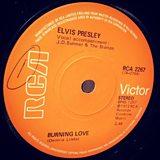 Johnnie's Jukebox: Elvis Presley - Burning Love