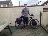 Berlin to Limavady by bike