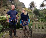 Tresco Abbey Gardens and Easter on St Agnes