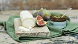 Goats cheese on BBC Food