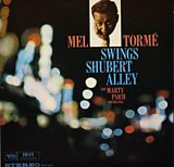 Mel Torme Swings Shubert Alley: Verve 1960
