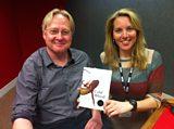 Richard Kerridge with Laura