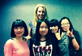Japanese Rock band 'Shonen Knife' with Laura