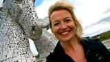Weather presenter Carol Kirkwood takes a journey along the new Forth and Clyde Canal extension
