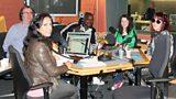 Studio Photo :: Richard, Aasmah, Errol McKellar, Jenni Herd, (JP), Paris Lees