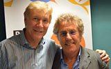 Paul Jones and Roger Daltrey