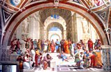 The School of Athens: 1510-11 Fresco by Raphael