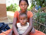 Saruda, from Nepal