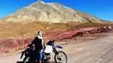 Motorcycle tales: Lois Pryce