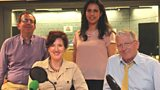 Studio guests - 19th July 2014