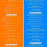 R1 Dance Radio Schedule