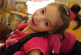 Helping children affected by disability and infections