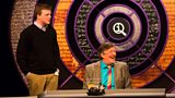 Alex Bell QI Elf, Stephen Fry, Alan The QI Fish