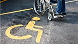 Taxi drivers and wheelchair users