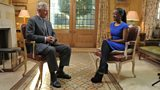 Diane Louise Jordan speaks to HRH The Prince of Wales
