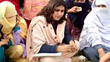 Project leader Gulalai Ismail