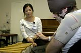 Music therapy is engaging and addresses rehabilitation goals