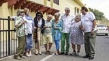 Meet the residents of Marigold Hotel