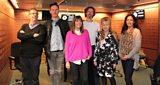 Saturday Live studio guests