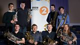 Young Brass Award 2016 Group Shot