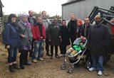 Farming refugees