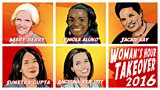 Woman's Hour Takeover 2016