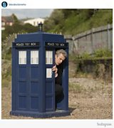 Follow Doctor Who on social