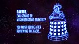 TARDIS Index Files: Davros