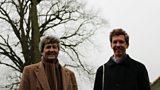Melvyn Bragg and Dr Matthew Townend