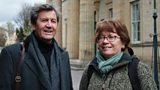 Melvyn Bragg and Professor Judith Jesch