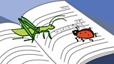 Kids' Invented Words article: insect day