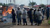 Burundi - Political Turmoil