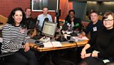 Presents and Guests in the studio - 17th December 2016