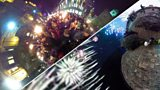 Exclusive 360-degree videos of Edinburgh's spectacular Hogmanay celebrations